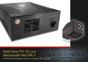 Gold Note PH-10 Phonovorverstärker