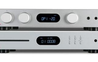Audiolab 6000 A und 6000 CDt Verstärker und CD-Spieler