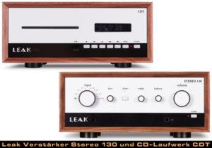 Leak Stereo 130 & CDT