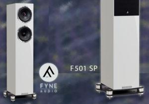 Fyne Audio F502 SP